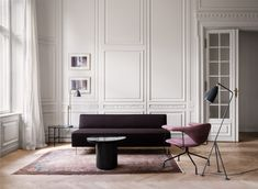 The Modern Line seating collection was designed in 1949 by Greta M. Grossman. One of her most elegant and minimalistic designs, it was praised...