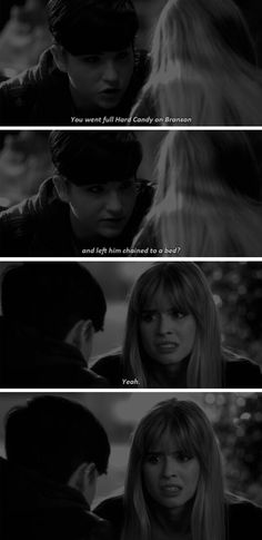 Are you okay?! #2x07 #Scream #ScreamSeason2