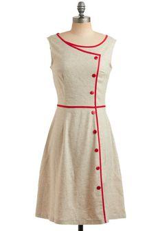 Beautiful asymmetric dress