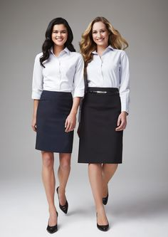 65% Polyester, 35% Viscose - Easy Care Fabric Mechanical stretch fabric with stretch lining Single back inverted pleat - reinforced with modesty panel Curved waistband with loose belt loops included 2 L-Shaped front pockets Wider seams and 5cm hem allowance for easy alterations