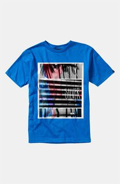 Quiksilver 'High Rise' T-Shirt (Big Boys) | Nordstrom  (California, Photo Collage)
