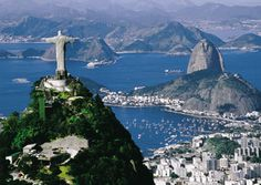 Rio-  My kids say they want to move here after they saw the movie.  I would love to go to the olympics though.