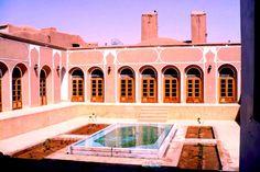 Afzali House, Meybod, Yazd خانه افضلی ابرکوه