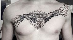 creation of adam, hand, symbol, chest tattoo, tattoo for man