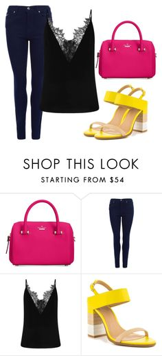 """"""",mlkn"""" by v-askerova on Polyvore featuring мода, Kate Spade, Barbour и ALDO"""