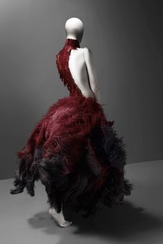 Whimsical Nostalgia Alexander McQueen - Savage Beauty Collection