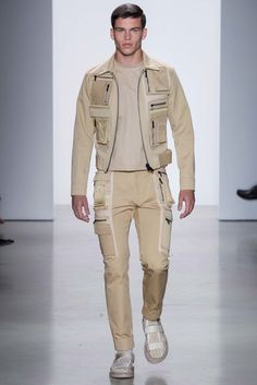 Calvin Klein Collection Spring 2016 Menswear Fashion Show - Markus Lauenborg Breitenstein
