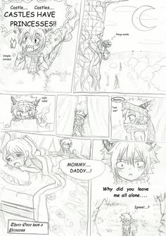 NaLu My Baby Dragon - My Pet Princess Chap1 pg5 by Inubaki on DeviantArt