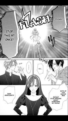 Kainushi wa Akuma Manga - ❤️ Nora & Albrecht ❤️