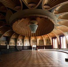 Rheinterrasse Düsseldorf, Rheingoldsaal