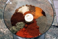 14-Spice Dry Rub Mix Recipe--For Chicken, Pork, or Beef