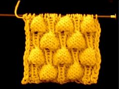 Knitting is an interesting art and most of the people spend their leisure period in knitting socks, sweaters and other things. Therefore, many people are crazy about knitting and they love vogue knitting. Baby Knitting Patterns, Knitting For Kids, Free Knitting, Stitch Patterns, Crochet Patterns, Knitting Basics, Knitting Videos, Knitting Stitches, Vogue Knitting