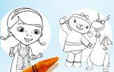 Coloriages Disney Junior | Le Nouveau Site Officiel de Disney Junior France | Disney.fr