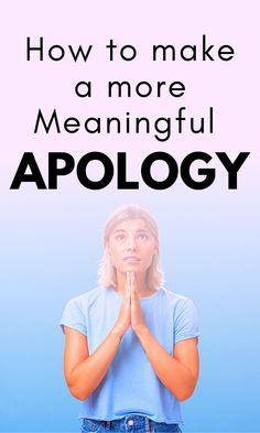 We all make mistakes, but making an effective apology can help build stronger, healthy relationships! Sorry for hurting you. How to aplogize to your boyfriend. How to say im sorry to him. Sorry quotes for him. Forgiveness quotes. Im sorry quotes. Personal development, self improvement tips. Life hacks. Life skills. Social skills. Relationship tips. Dating advice. Broken relationship quotes. Friendship goals. #personaldevelopment #selfimprovement #sorry