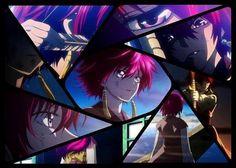 Akatsuki no Yona #anime Yona