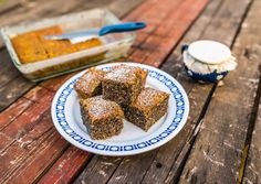 Bögrés mákos sütemény   anna888 receptje - Cookpad receptek Healthy Sweets, Gourmet Recipes, Great Recipes, Sugar Free, Cereal, French Toast, Goodies, Food And Drink, Cooking