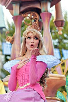 Aurora (Disney World) #SleepingBeauty