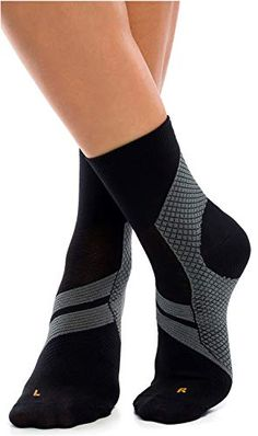 ZaTech Plantar Fasciitis Sock, Ankle Compression Socks with Arch Support Foot Pain Relief, Lazy Day Outfits, Beautiful Toes, Sweat It Out, Fit Board Workouts, Plantar Fasciitis, Cool Socks, Physical Fitness, Heels