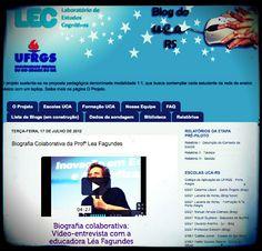 O blog do projeto UCA (Um Computador por Aluno), no Rio Grande do Sul, estampa o vídeo da campanha do Catarse. Ainda não viu este vídeo? Então corre aqui que tem depoimentos lindos sobre a Léa:  https://vimeo.com/45717885