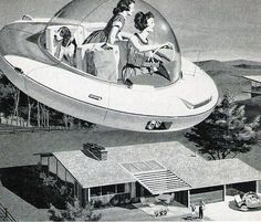 That world looks awesome! (Huge collection of retro-future images at this link.)