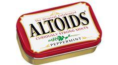 "Altoids Mints Peppermint Sugar Free 1.76 oz ( Box of 12 Cans ) $24.99 ""FREE SHIPPING"" at www.JGUM.NET"