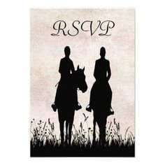 This DealsHorseback Riding Equestrian Wedding RSVP CardIn our offer link above you will see