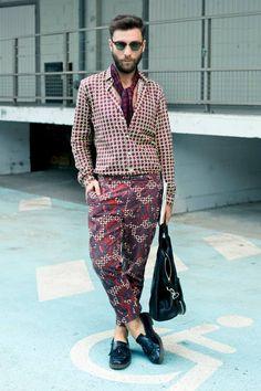 Paris Fashion Week - Streetstyle SS 14