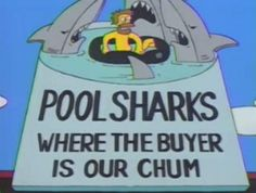 40 Funniest Signs from The Simpsons - Snappy Pixels