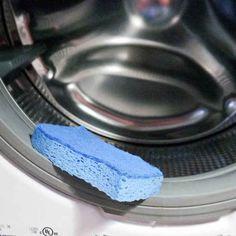 Cleaning a Front Load Washing Machine Household Cleaning Tips, House Cleaning Tips, Diy Cleaning Products, Cleaning Solutions, Spring Cleaning, Cleaning Hacks, Diy Cleaners, Cleaners Homemade, Clean Your Washing Machine