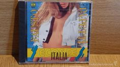 FAUSTO PAPETTI. ECOS DE ITALIA. VOL. 2 - CD / KUBANEY-CANADÁ -1989. 20 TEMAS / PRECINTADO.