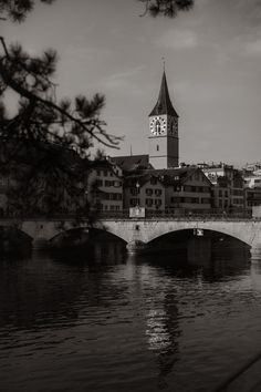 Zurich city center muenster Bridge Black and white Bendik Photography Big Ben, Bridge, Photoshoot, Couple, Black And White, Drawing, Photography, Travel, Wedding Photography