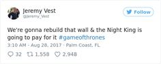 10  Hilarious Reactions To The 'Game Of Thrones' Season Finale