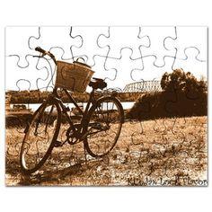 #Biking Along the #Ohio #River - Dorothy Miller Park #Puzzle #FlawnOcho #Metropolis