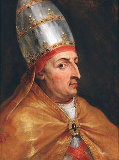 Paus Nicolaas V door Peter Paul Rubens, geschilderd tussen 1612 en 1616.[1]