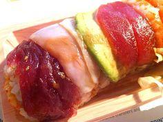 きれいな仕上がり! 美味しそうですね〜(^人^) - 5件のもぐもぐ - Rainbow Roll by Jive Chie