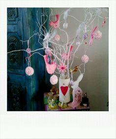 #pasen #decoratie