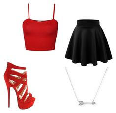 """Sin título #140"" by resentida on Polyvore"