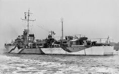 HMS Quilliam (G09) (later named HNLMS Banckert (D801)) was a Q class destroyer serving in the Royal Navy during World War II.