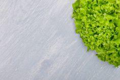 green salad fresh natural organic food