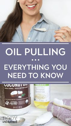 Oil pulling an Ayurvedic morning routine to improve gum and dental health along with releasing toxins from the body first thing in the morning before breakfast. Do times a week to start. Then up to daily habit. Holistic Remedies, Herbal Remedies, Health Remedies, Natural Remedies, Beauty Tips Using Aloe Vera, Tomato Face, Oil Pulling, Health Trends, Best Beauty Tips