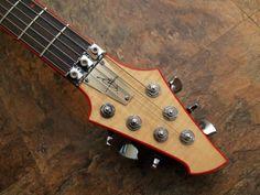 Highline Guitars Red Bound Griffon
