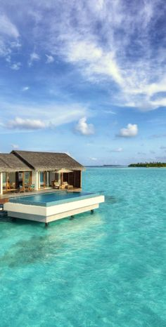 #Jetsetter Daily Moment of Zen: The Residence Maldives