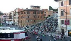 Webcam Piazza di Spagna