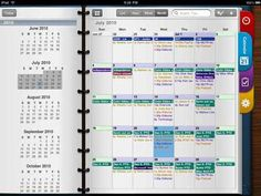 """20 Best Productivity Apps for iPad to help with work and home related """"to-dos"""". Www.coachadhd.com"""