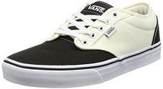 Vans Atwood, Herren Sneakers, Mehrfarbig (2 Tone/black/natural), 42 EU - http://on-line-kaufen.de/vans/42-eu-vans-herren-atwood-sneaker-7