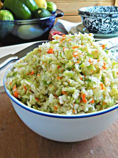 PA Dutch Pepper Slaw by My Homemade Roots - Weekend Potluck 385 Slaw Recipes, Cabbage Recipes, Potluck Recipes, Top Recipes, Dinner Recipes, Cooking Recipes, Healthy Recipes, Recipies, Cooking Ideas
