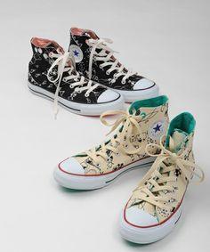 POU DOU DOU × CONVERSE POUDOUDOU of (Pudo ~ udo ~ u) (Converse) (sneakers) | detail image