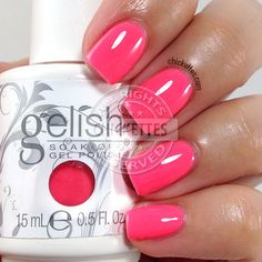 Gelish Manga-round With Me - Chickettes.com
