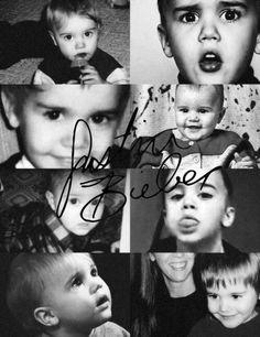 baby justin bieber #justinbieber