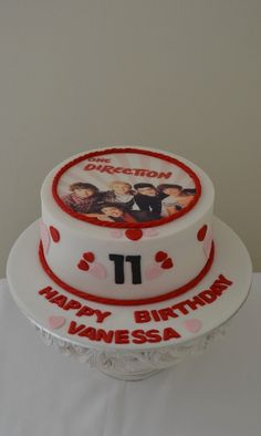 One D cake